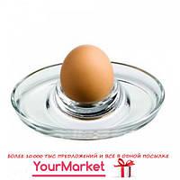 Подставка под яйцо Pasabahce Бейсик 12,8 см 53382