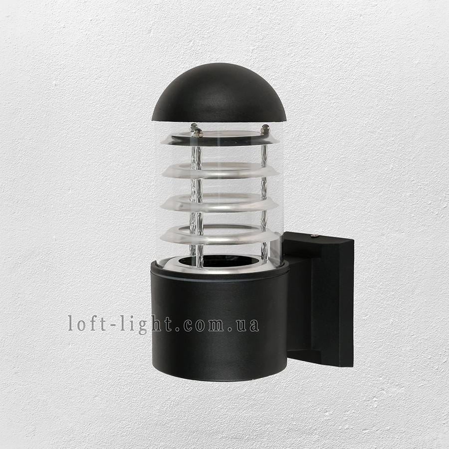 Садово-парковый светильник , бра ( модель   67-L5102-WL-1 BK )