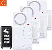 Беспроводная сигнализация Marlboze KS-SF03R комплект C