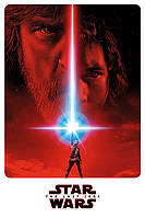 "Постер / Плакат ""Звёздные Войны: Последние Джедаи (Тизер) / Star Wars The Last Jedi (Teaser)"""