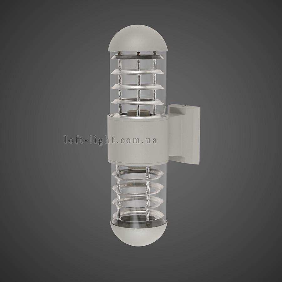 Садово-парковый светильник , бра ( модель 67-L5102-WL-2 GY  )