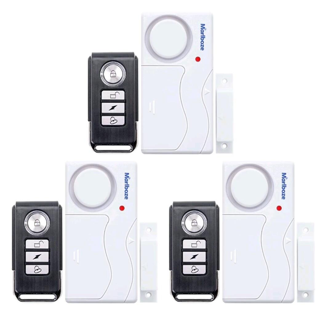 Беспроводная сигнализация Marlboze KS-SF03R комплект E