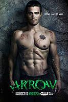 "Постер / Плакат ""Стрела (Судьба) / Arrow (Destiny)"""