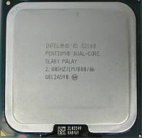 Процессор Intel Pentium Dual-Core E2180 2.00GHz/1M/800 (SLA8Y) s775, tray