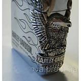 """Зажигалка бензиновая Zippo """"Harley-Davidson"""" копия, фото 5"""