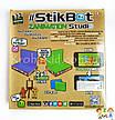 Набір фігурок для анімаційного творчості StikBot з анімаційною студією (сценою) і штативом для зйомки JM-03, фото 4