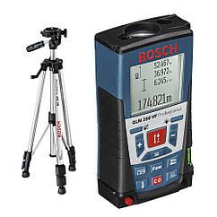 Лазерный дальномер Bosch GLM 250FV+ BT 150