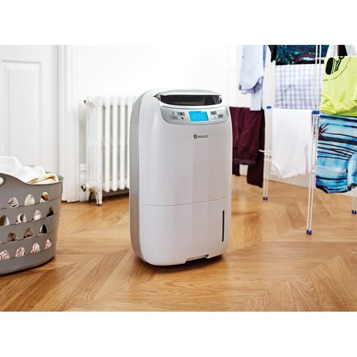 Осушитель воздуха Meaco 25L Low Energy Dehumidryer. Идеален для сушки одежды.