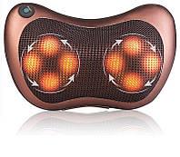 Универсальная роликовая массажная подушка инфракрасный массажер для спины и шеи 8 роликов
