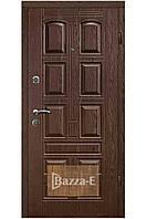Двери входные стальные с МДФ накладками, Арма 305. Входные двери в квартиру, дом