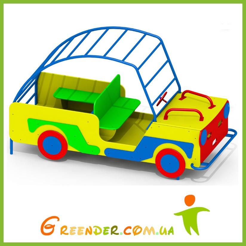 Машинки детские на игровую площадку Джип A54