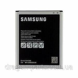 Аккумулятор Samsung J700 Galaxy J7 EB-BJ700CBE, оригинал, фото 2