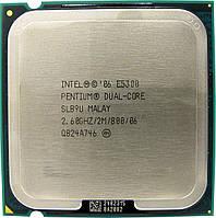 Процессор Intel Pentium Dual-Core E5300 2.60GHz/2M/800 (SLB9U) s775, tray
