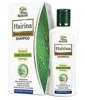 Шампунь лечебный Hairina (Хайрина) для нормальных и сухих волос Sahul 220 мл