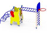 Детская горка Слоненок A56 игровые комплексы уличные, фото 2