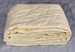 Одеяло летнее полуторное 155х215 хлопок ОДА, фото 3