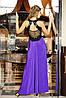 Платье с декором | Кассандра без шлейфа lzn, фото 4