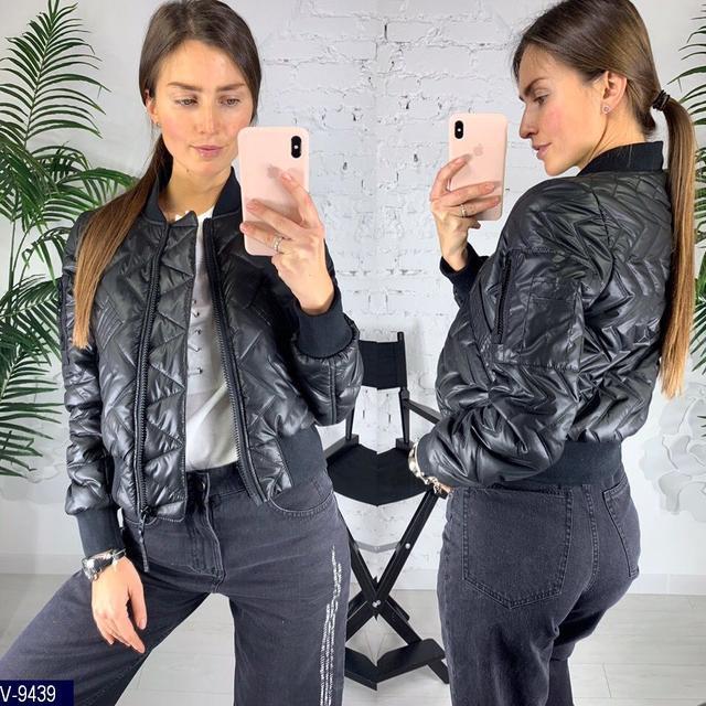 Куртки и жилеты женские весна-осень