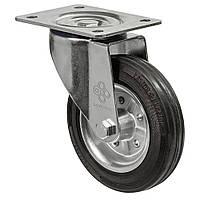 Колеса поворотные с крепежной панелью Диаметр: 80мм. Серия 31 Norma , фото 1