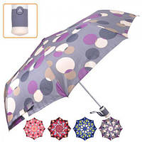 Зонт женский полуавтомат r55см 8сп оптом со склада