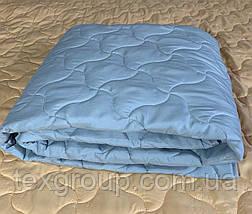 Одеяло летнее Евро 200х215 хлопок ОДА, фото 2