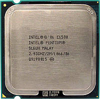 Процессор Intel Pentium Dual-Core E6500 2.93GHz/2M/1066 (SLGUH) s775, tray