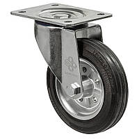 Колеса поворотные с крепежной панелью Диаметр: 140мм. Серия 31 Norma , фото 1