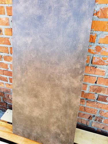 Плитка для пола 1200x600 керамогранит Arc BT, Грес напольный, на фасад матовый