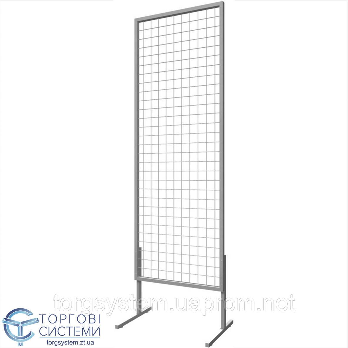 Сетка торговая в раме 2000 х 500 мм (2,5мм)