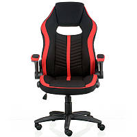 Кресло Special4You Prime Black/Red (E5555), фото 1