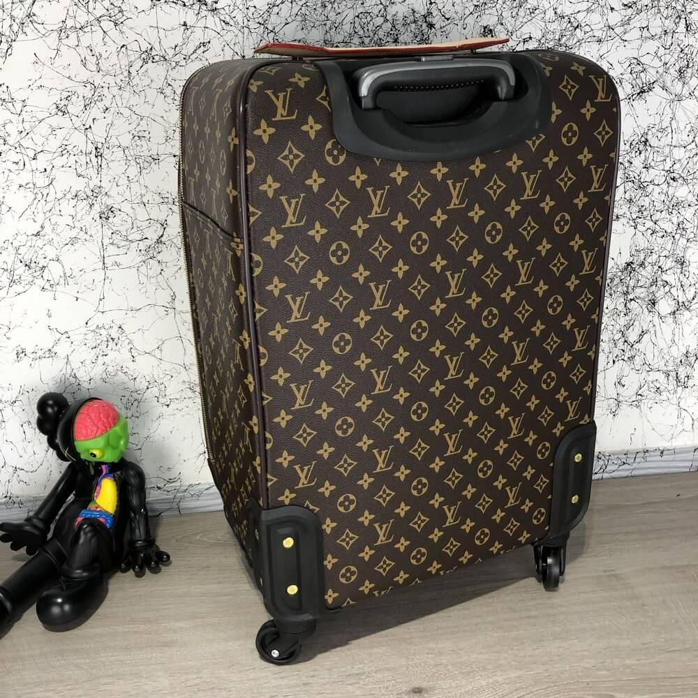 84c29dd2acb4 Чемодан дорожный Louis Vuitton Pegase Legere 55 Monogram, цена 7 899 грн.,  купить в Кривом Роге — Prom.ua (ID#916411659)