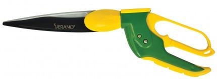 Ручные садовые ножницы для стрижки травы и кустов 340 мм, (Ножницы газонные) Verano Италия