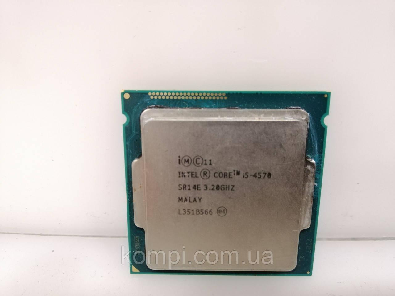Процессор Intel I5 4570  4x3.2 (3.6)GHz 8mb/ 80Wt /  s1150