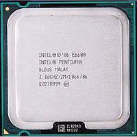Процессор Intel Pentium Dual-Core E6600 3.06GHz/2M/1066 (SLGUG) s775, tray