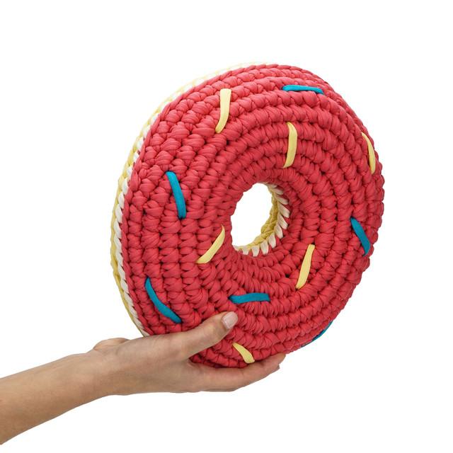 Набор для вязания крючком SWEET DONUT от Bobilon