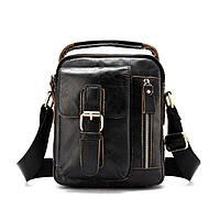 Кожаная сумка на плечо Marrant, фото 1