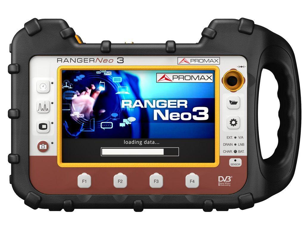 Полевой измерительный прибор высшего класса  Promax RANGER Neo 3