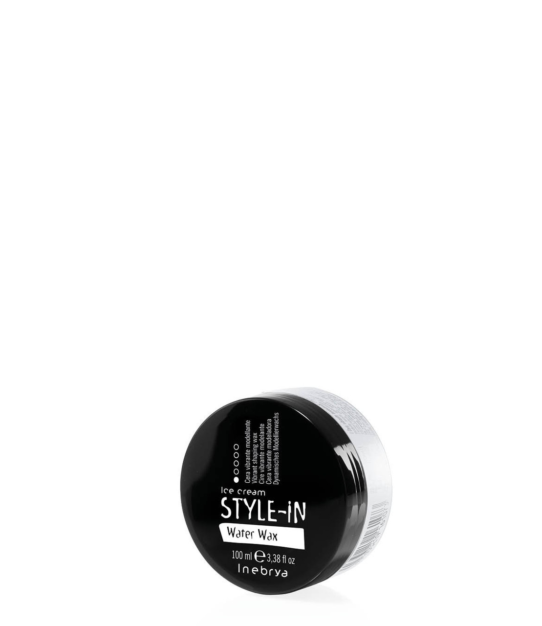 Моделирующий воск для укладки волос Inebrya Ice Cream Water Wax