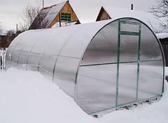 Теплица зимой: как повысить урожайность выращиваемых культур за счет отопления