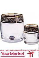 Набор Bohemia Ideal для водки и виски ( 60 мл-6 шт, 290 мл-6 шт) 12 пр (43249) b25015-43249
