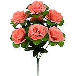 Букет роз, 44см (20 шт в уп), фото 2