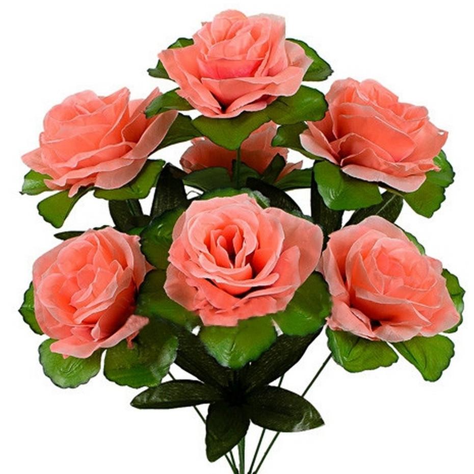 Букет роз, 44см (20 шт в уп)