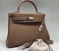 095907781349 Женская сумка от Hermes Kelly 28 см шикарная сумка Original quality Гермес  Келли Эрме