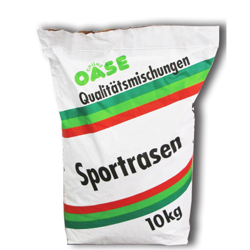 Газон «Спортивный» (Sportrasen), серия Grune Oase (10 кг), Германия