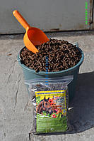 Гранулированный конский перегной, лучшее натуральное удобрение., фото 1