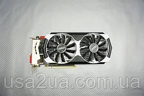 Видеокарта  MSI 960 2gb  128bit активное  охлаждение