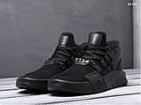 Кроссовки Adidas EQT Bask ADV (черные), фото 2