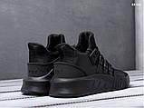 Кроссовки Adidas EQT Bask ADV (черные), фото 5