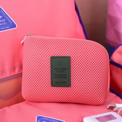 Органайзер для смартфона и гаджетов Travel розовый 01065/02
