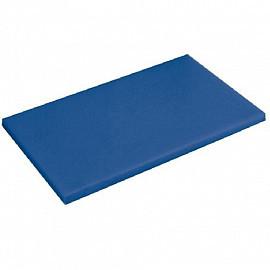 Профессиональная разделочная доска Синяя 50*40*2